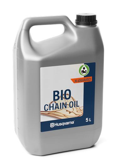 Bio-Kettenöl X-Guard 5 L